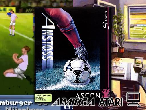 ANSTOSS / On The Ball
