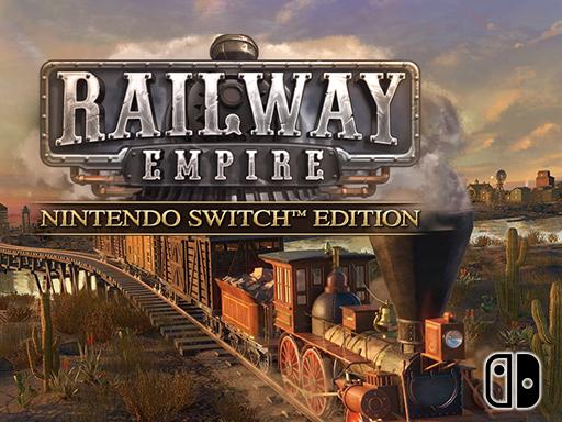 Railway Empire – Nintendo Switch(™) Edition